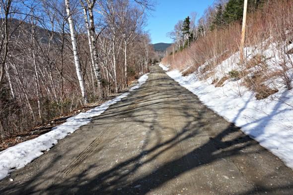 moosilauke road walk