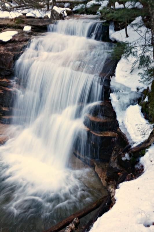 5- falling waters trail
