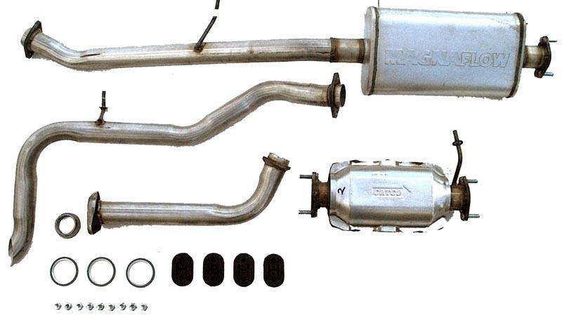 2 magnaflow exhaust system