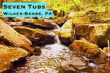 Seven Tubs