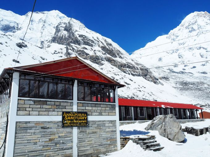 Annapurna Sanctuary Lodge