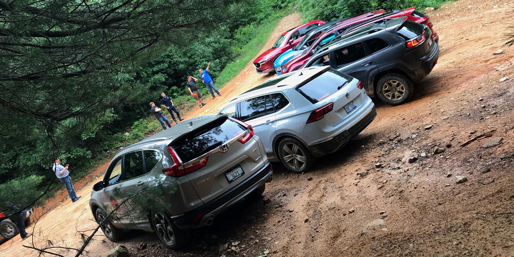 Trail Trek Tour Announces Winner of Compact Crossover Off-Road Challenge