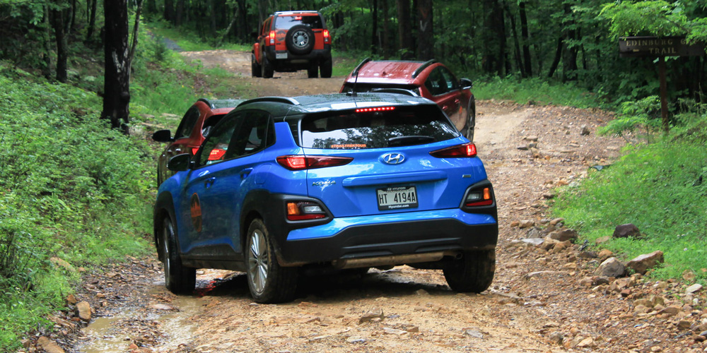 Digital Trends : We dragged 7 crossovers onto 4WD trails to see what breaks, and who makes it