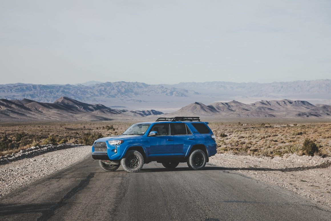 Baller Status : Off-Road Driving In The 2019 Toyota TRD Pro