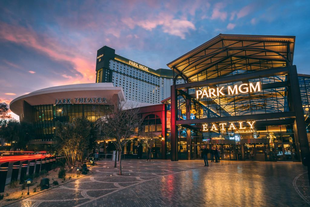 Baller Status : Park MGM Is The Newest Kid On The Las Vegas Strip