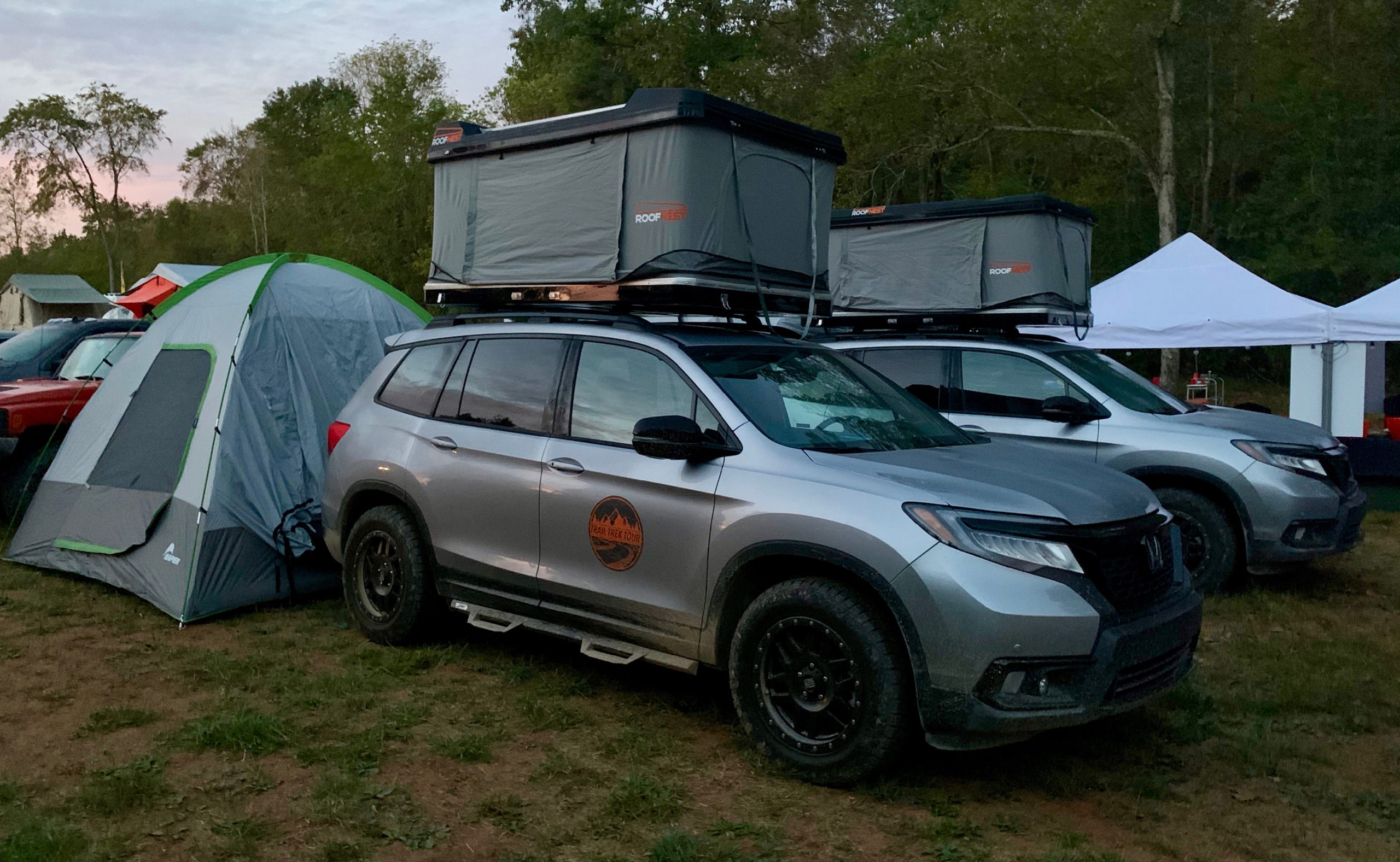 WTOP : Social distance and see a whole new world by overlanding in your SUV