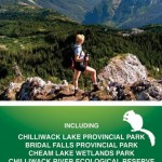 Chilliwack Trail Map