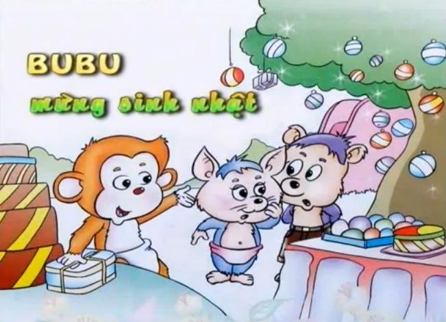 BuBu mung sinh nhat