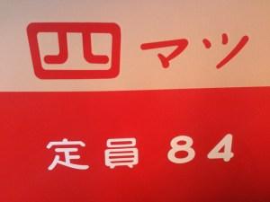 国鉄カナ文字車両表記