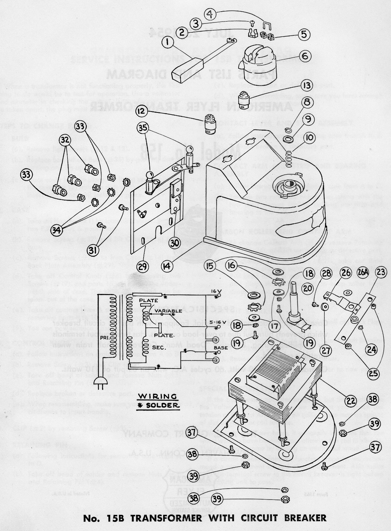Wrg American Flyer Wiring Diagrams