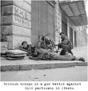 British-troops