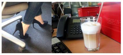 High-Heels, Latte Macchiato und Gossip –  in ein 08/15 Klischee lässt sich PR à la Maisberger nicht stecken.