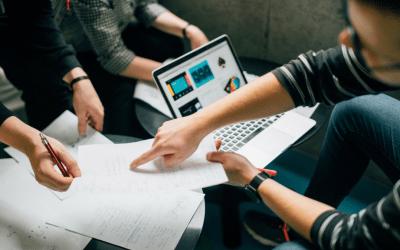 Über die interne Kommunikation in einer Kommunikationsberatung