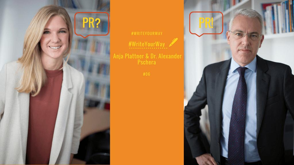 Welcher Weg führt zur PR Karriere?