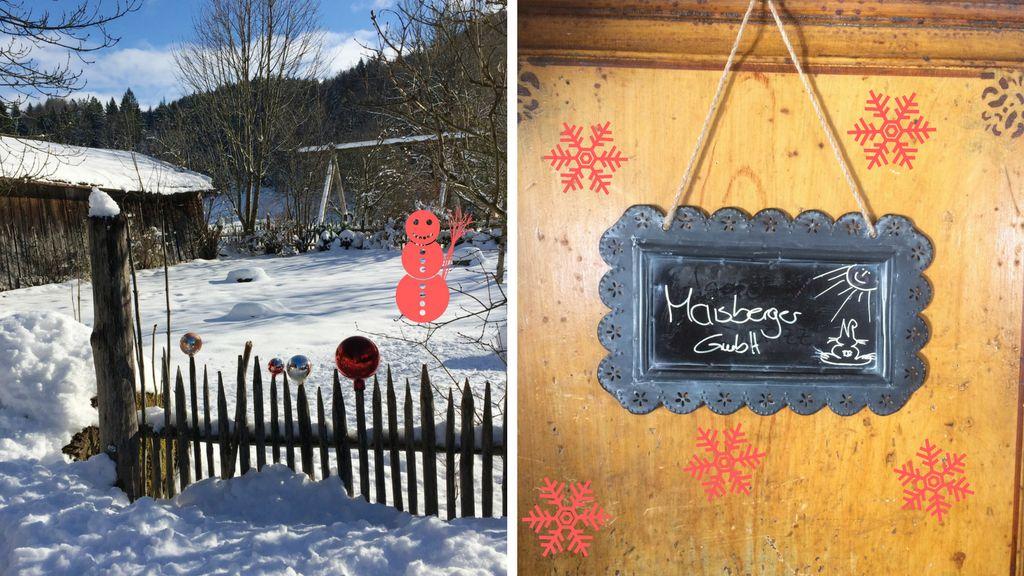 Alle Jahre wieder: die Maisberger Weihnachtsfeier