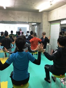 JCCA,セミナー,大阪,体幹