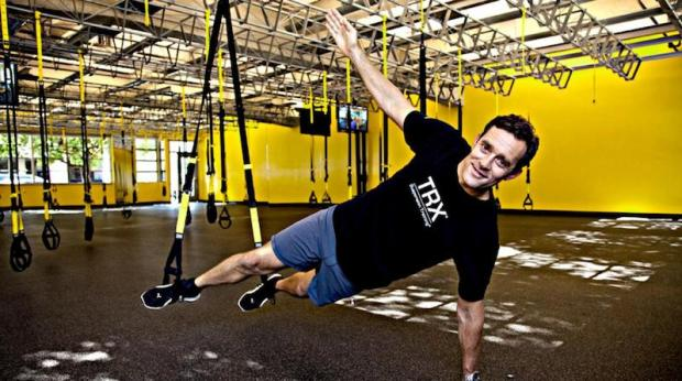 trx founder randy hetrick