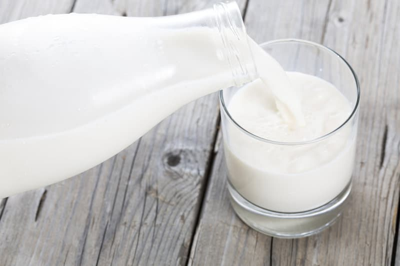 does milk make you fat