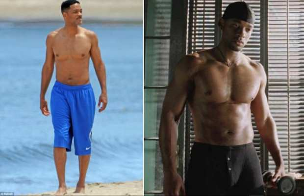 will smith workout