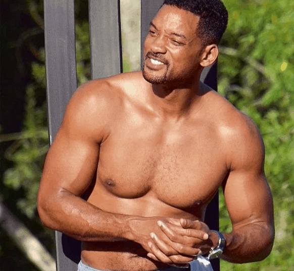 will smith workout routine