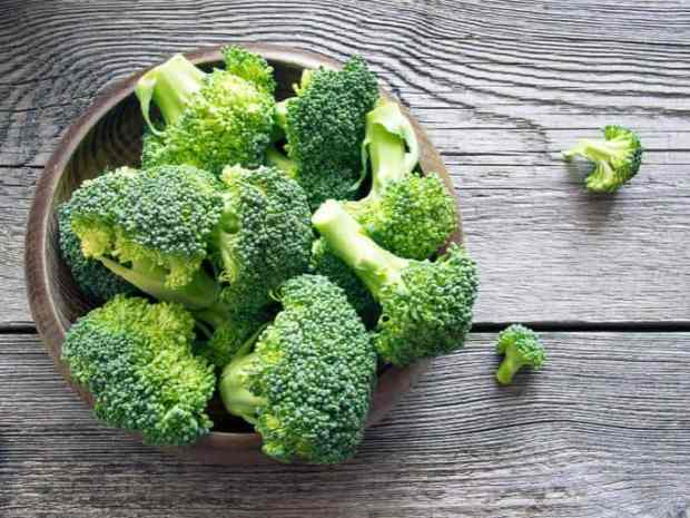 broccoli breakfast