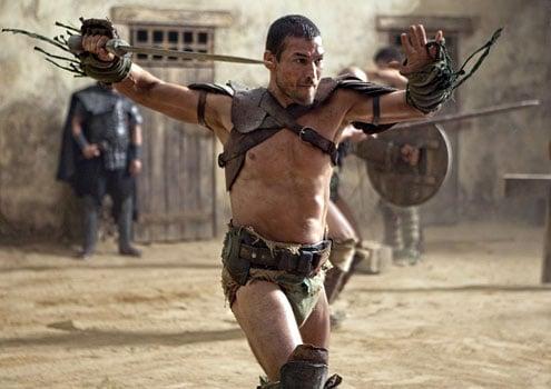 spartacus workout 2012