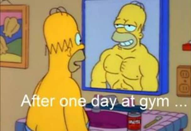 homer workout