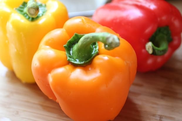 bell peppers superfood