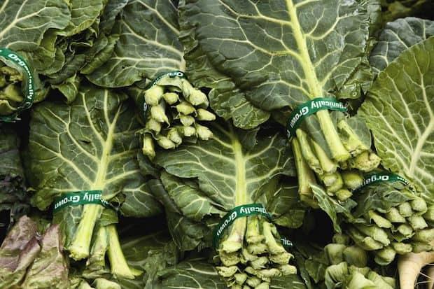 collard greens superfood
