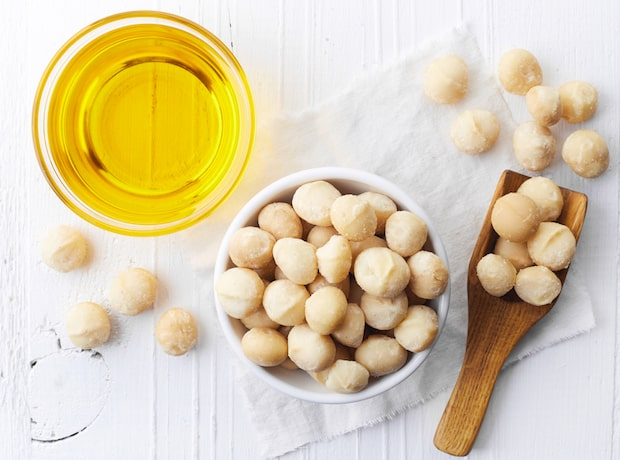 macadamia nut oil superfood