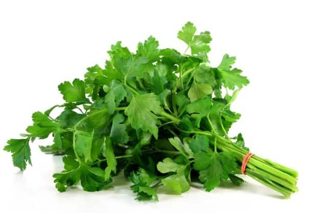 parsley superfood