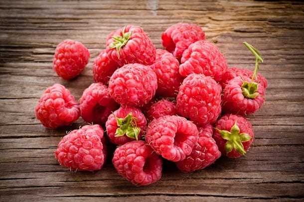raspberries superfood