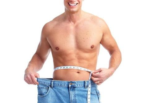 fastest way for a guy to lose weight
