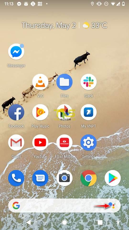 google assistant tieng viet 2 - Cách bật Google Assistant phiên bản tiếng Việt