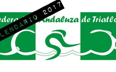 Calendario provisional Triatlon 2017