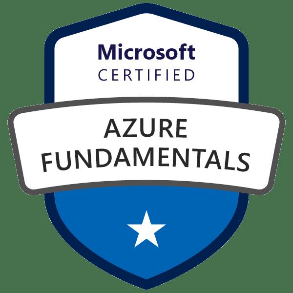 Badge : Azure Fundamentals