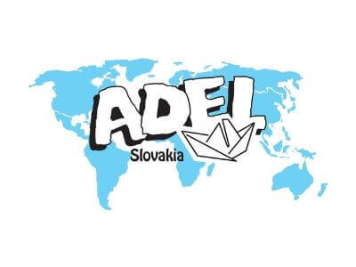 ADEL - Association for Development Education and Labour Slovakia logo