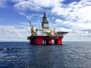 Marine extraction of oil, gas and minerals