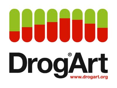 DrogArt Slovenia logo