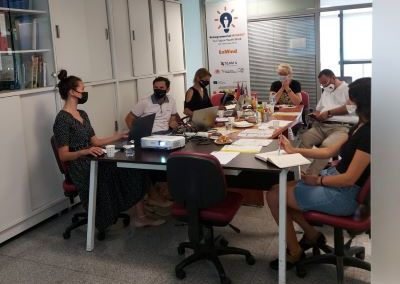 Youth entrepreneurial mindset, August 2021, Istanbul