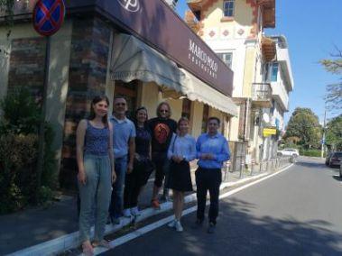 DIGCIT Project meeting in Constanta 1