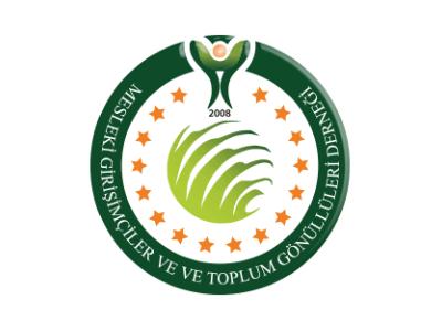 Mesleki Girisimciler ve Toplum Gonulluleri Dernegi Turkey Logo