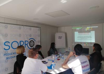 Dare to Create APV, October 2021, Portugal