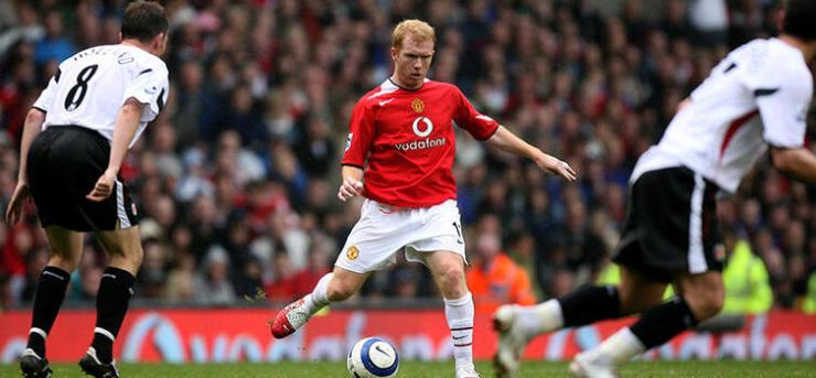 Paul Scholes to return to Manchester to coach his boyhood club, on ONE CONDITION paul scholes