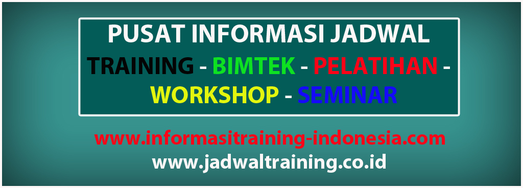 Training  Perencanaan Diklat dan Evaluasi Program Diklat