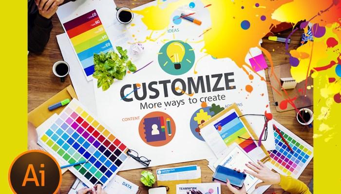Adobe illustrator, logo, design, branding