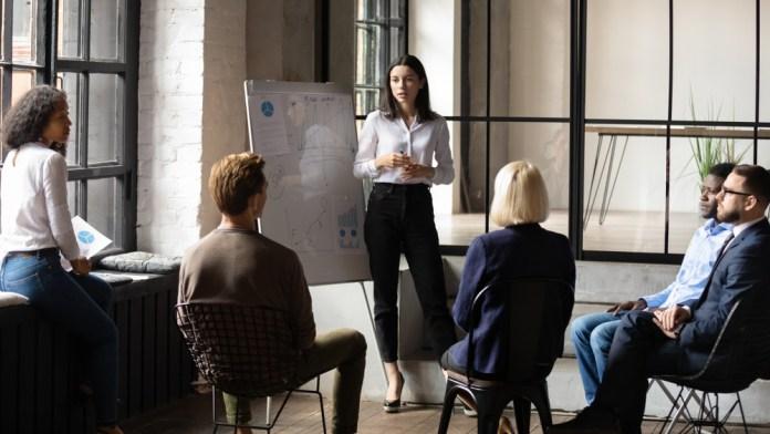 leadership - Training Magazine
