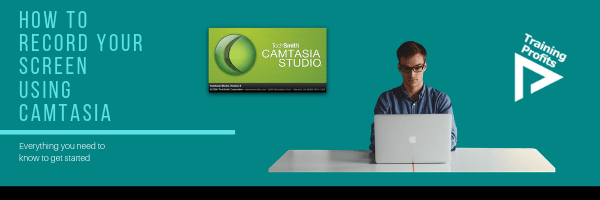 How To Record Your Screen Using Camtasia