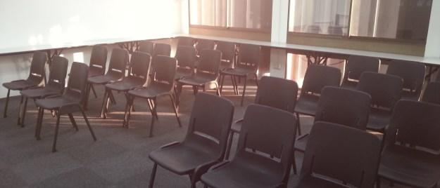 Seminar Room Rental Singapore Seating Arrangement 7