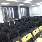 Seminar room seating 1